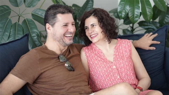 Gabriela y Carlos